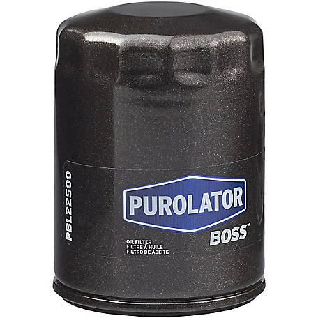 PurolatorBOSS Maximum Protection Spin-On Oil Filter, PBL22500