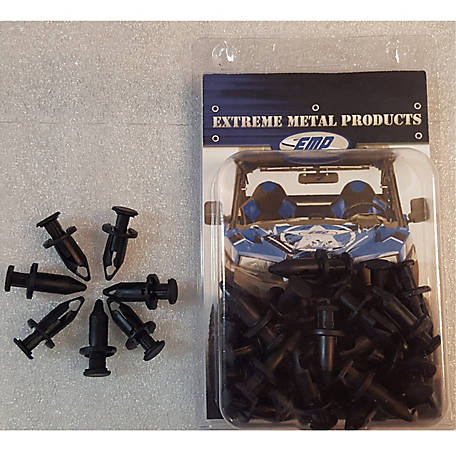 Extreme Metal Products UTV Body Fasteners 25-Pack