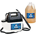 Bare Ground Battery Mag Plus Powered Sprayer with 1 gallon of Liquid Deicer