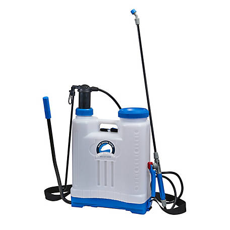 Bare Ground 4 gal. Backpack Sprayer, BG-425