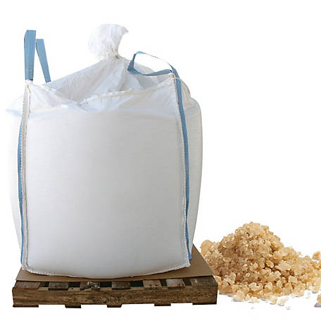 Bare Ground Winter Coated Granular Ice Melt, 1000 lb. Skidded Supersack, BG-1000CG