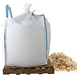Bare Ground Winter Tri-Blend Coated Granular Ice Pelt with Calcium Chloride Pellets, 1000 lb. Skidded Supersack