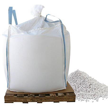 Bare Ground Winter Calcium Chloride Pellets, 1000 lb. Skidded Supersack, BGCCP-1000