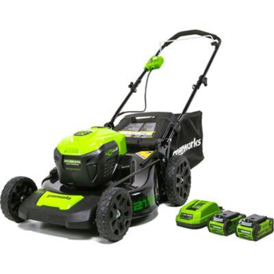 Greenworks MO40L2512 G-MAX 40V Lawn Mower