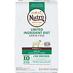 Nutro Limited Ingredient Diet Lamb & Sweet Potato Recipe Adult Dry Dog Food, 22 lb.