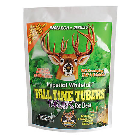 Whitetail Institute Imperial Whitetail Tall Tine Tubers, TT3