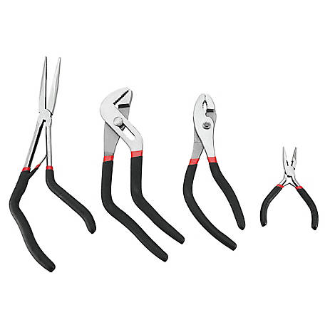 JobSmart 3 pc. Pliers Set with Mini Bonus Pliers, 18BS-012