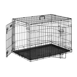 Shop Retriever 2 Door Wire Dog Crates at Tractor Supply Co.