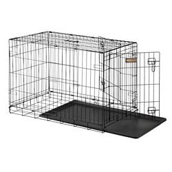 Shop Retriever 2-Door Dog Wire Crate at Tractor Supply Co.