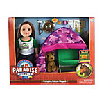 Paradise Horses 18 in. Doll, Camping Set