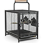 Prevue Pet Products Steel Travel Carrier for Birds
