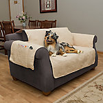 Petmaker 100% Waterproof Furniture Cover for Love Seat, Tan