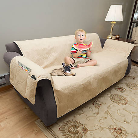 Charmant Petmaker 100% Waterproof Furniture Cover For Couch/Sofa, Tan At Tractor  Supply Co.
