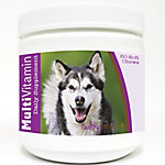 Healthy Breeds Alaskan Malamute Multi-Vitamin Soft Chews, Pack of 60
