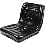 CountyLine Compact Tractor Seat, 520000BK-CNL