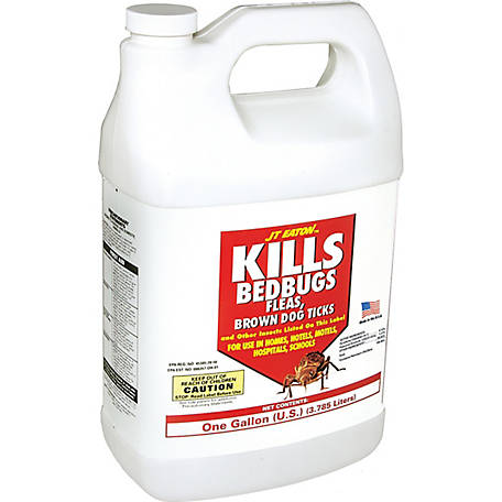 J.T. Eaton Kills Bedbugs Spray, 1 gal.