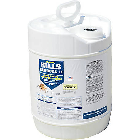 J.T. Eaton Kills Bedbugs II Spray, 5 gal.