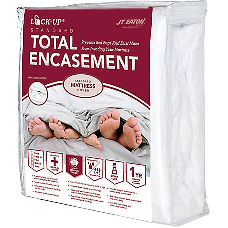 J.T. Eaton Lock-Up Standard Mattress Encasement Twin