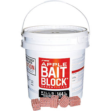 J.T. Eaton Bait Block with Apple Flavor