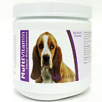 Healthy Breeds Basset Hound Multi-Vitamin Soft Chews, Pack of 60