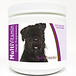Healthy Breeds Bouvier des Flandres Multi-Vitamin Soft Chews, Pack of 60