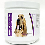 Healthy Breeds Bloodhound Multi-Vitamin Soft Chews, Pack of 60