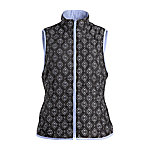 Bit & Bridle Women's Reversible Quilted Vest
