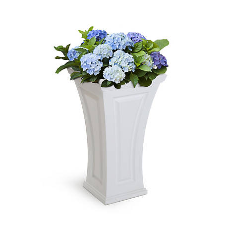 Mayne Cambridge Tall Planter, 4834