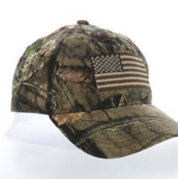 Shop Mossy Oak Country Flag Cap, USA-200 at Tractor Supply Co.