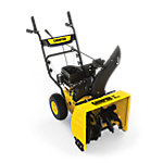 Champion Power Equipment 224cc Compact 24 in. 2-Stage Gas Snow Blower with Electric Start
