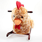 Red Shed Toy Chicken Rocker