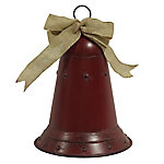 Red Shed Decorative Galvanized Bell, Red