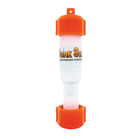 Conquest Scents Stink Stick Liquid Scent Dispenser, Orange