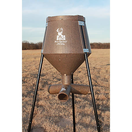 Boss Buck 200 lb. All-In Gravity Feeder, 1.200A.P