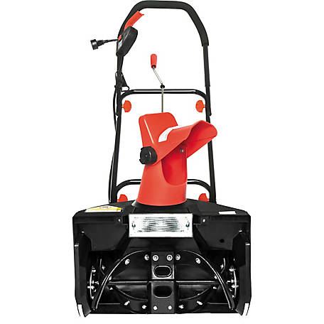 Snow Joe SJM988 Electric Single-Stage Snow Thrower