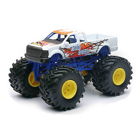 New-Ray Big Wheel Mini Monster Truck, SS-19939