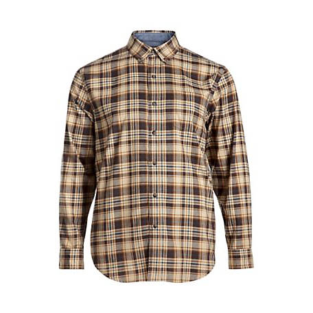 C E Schmidt Men S Long Sleeve Oxford Plaid Shirt At Tractor Supply Co