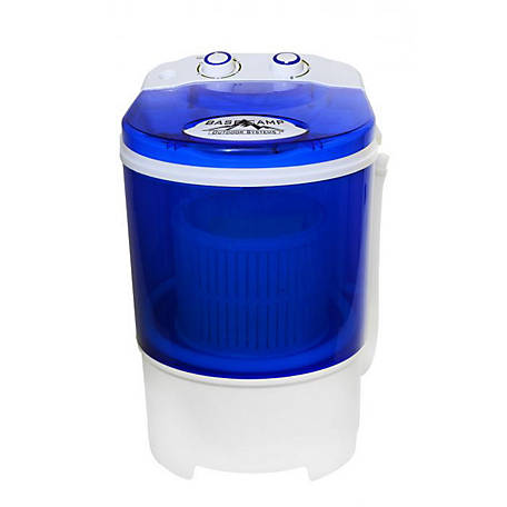 BaseCamp Portable Single Tub Washing Machine
