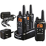 Midland LXT LXT600VP 2-Way Radios, Pack of 3