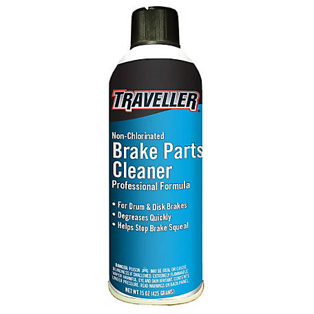 Traveller Non-Chlorinated Brake Parts Cleaner