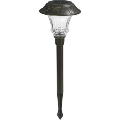 Buy Duracell Metal Solar Pathway Light; Pack of 4 Online