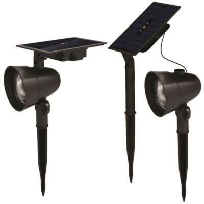 Buy Duracell 60L Cast Metal Solar Spot Light Online