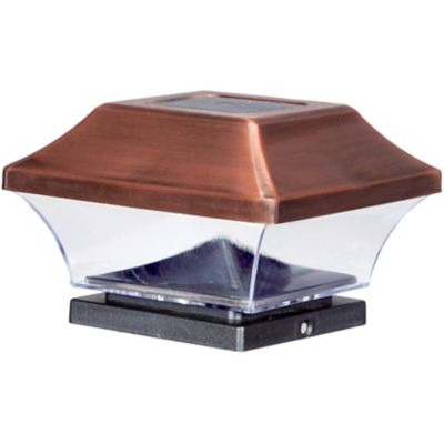 Buy EZSolar Solar Post Cap; Pack of 4 Online