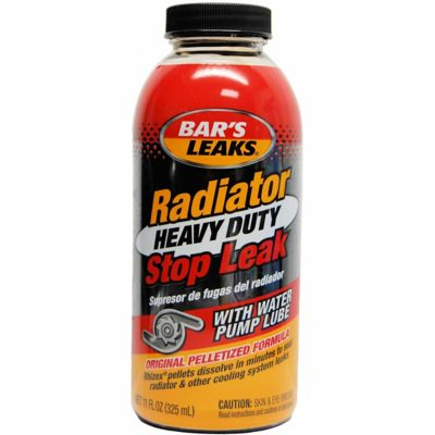 Bars Leaks Heavy-Duty Radiator Stop Leak; 11 oz.
