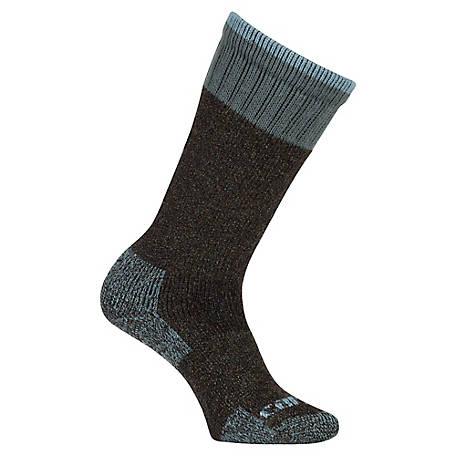 010691c5d5c4b Carhartt Women's Cold Weather Merino Wool Blend Boot Socks at ...