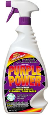 Buy Clean-Rite Purple Power Industrial Strength Cleaner/Degreaser; 40 oz. Online