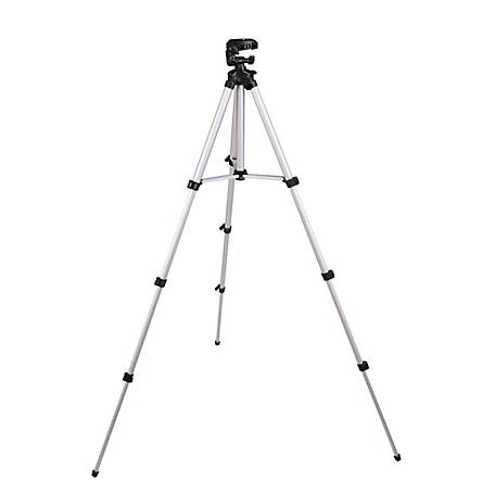 Johnson Level Elevating Tripod 1/4 in.-20 Thread