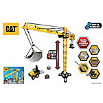 CAT Apprentice Tower Crane With Fork Lift Toy