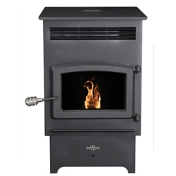 Shop King 2,200 sq. ft. Pellet Stove with Remote and Wall Thermostat, KP60 at Tractor Supply Co.