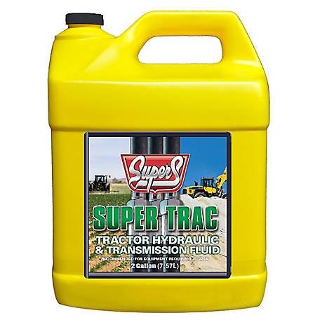 Super S Hydraulic Fluid J20A- 2 gal  at Tractor Supply Co